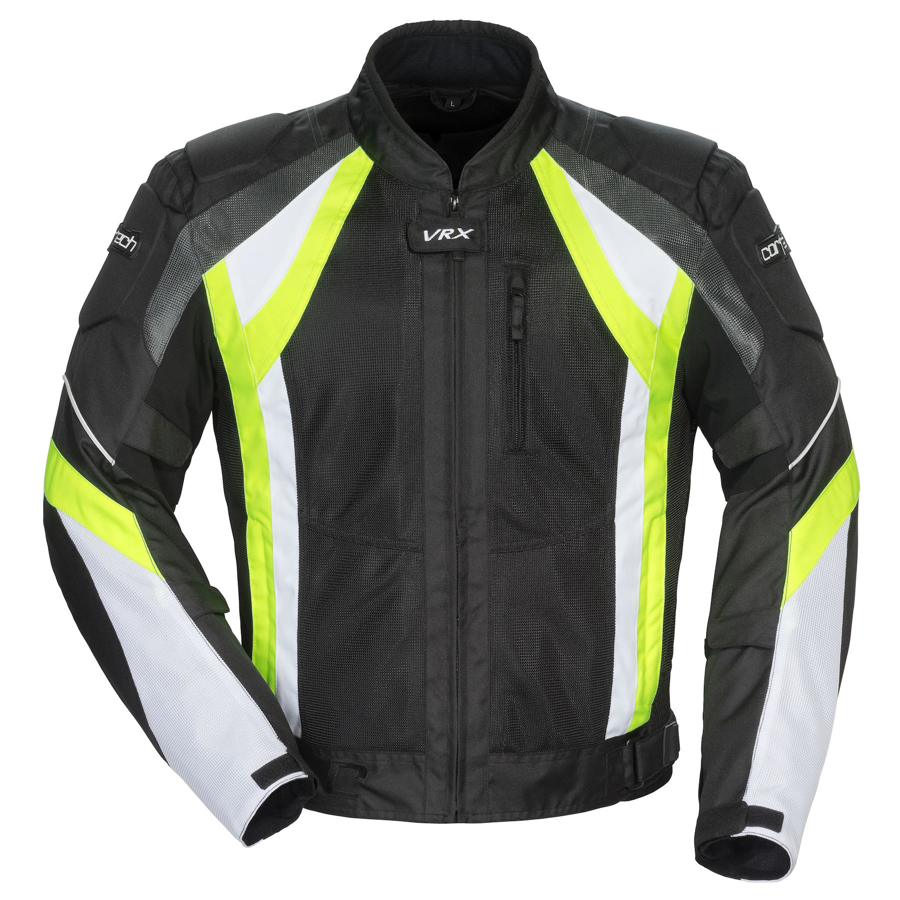 Cortech VRX Air 2.0 Motorcycle Jacket Waterproof Liner /& Armor Pick Size//Color
