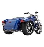 Cobra RPT Slip-On Mufflers For Harley Freewheeler 2015