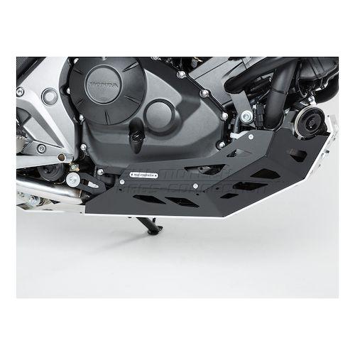 Honda Riding Gear >> SW-MOTECH Skid Plate Honda NC700X 2012-2015 - RevZilla