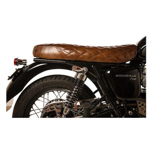 Triumph bonneville se single seat
