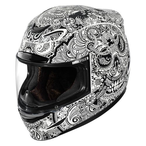 Custom Size Motorcycle Helmets