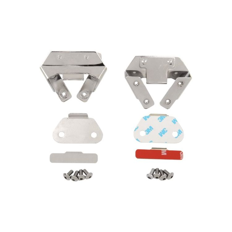 Drag Specialties Saddlebag Wear Plate/Mounting Bracket For Harley Touring 1993-2013