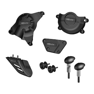 GB Racing Protection Bundle Yamaha R6 2006-2015