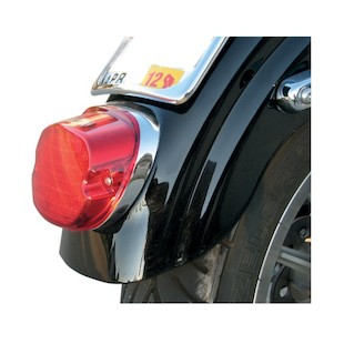 Drag Specialties LED Low Profile Taillight For Harley 1999-2017