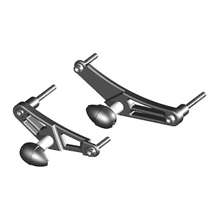 GB Racing Bullet Frame Sliders Triumph Daytona 675/R/Street Triple/R