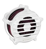 Roland Sands Nostalgia Air Cleaner For Harley Big Twin 1993-2015 Chrome [Open Box]