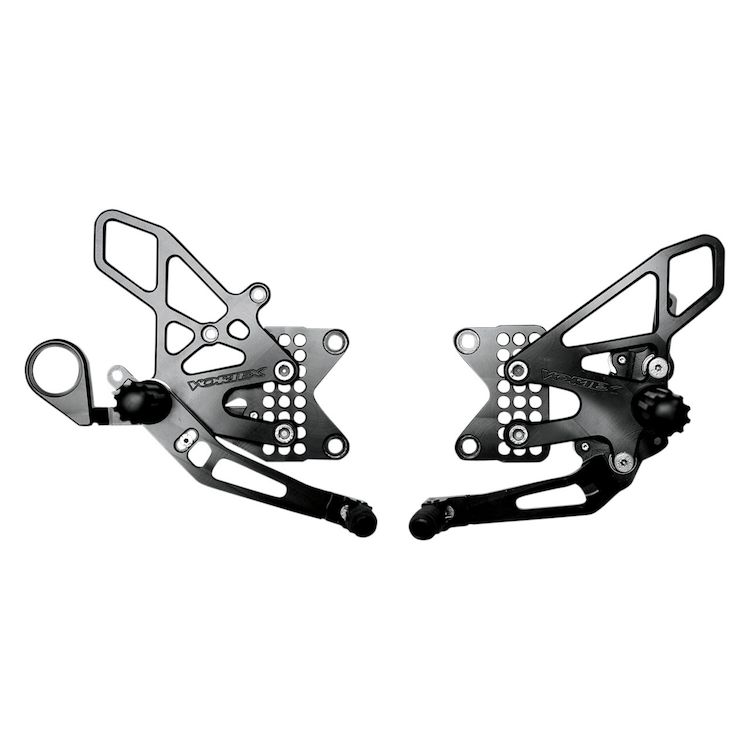 Vortex Adjustable Rearsets BMW S1000RR 2010-2014