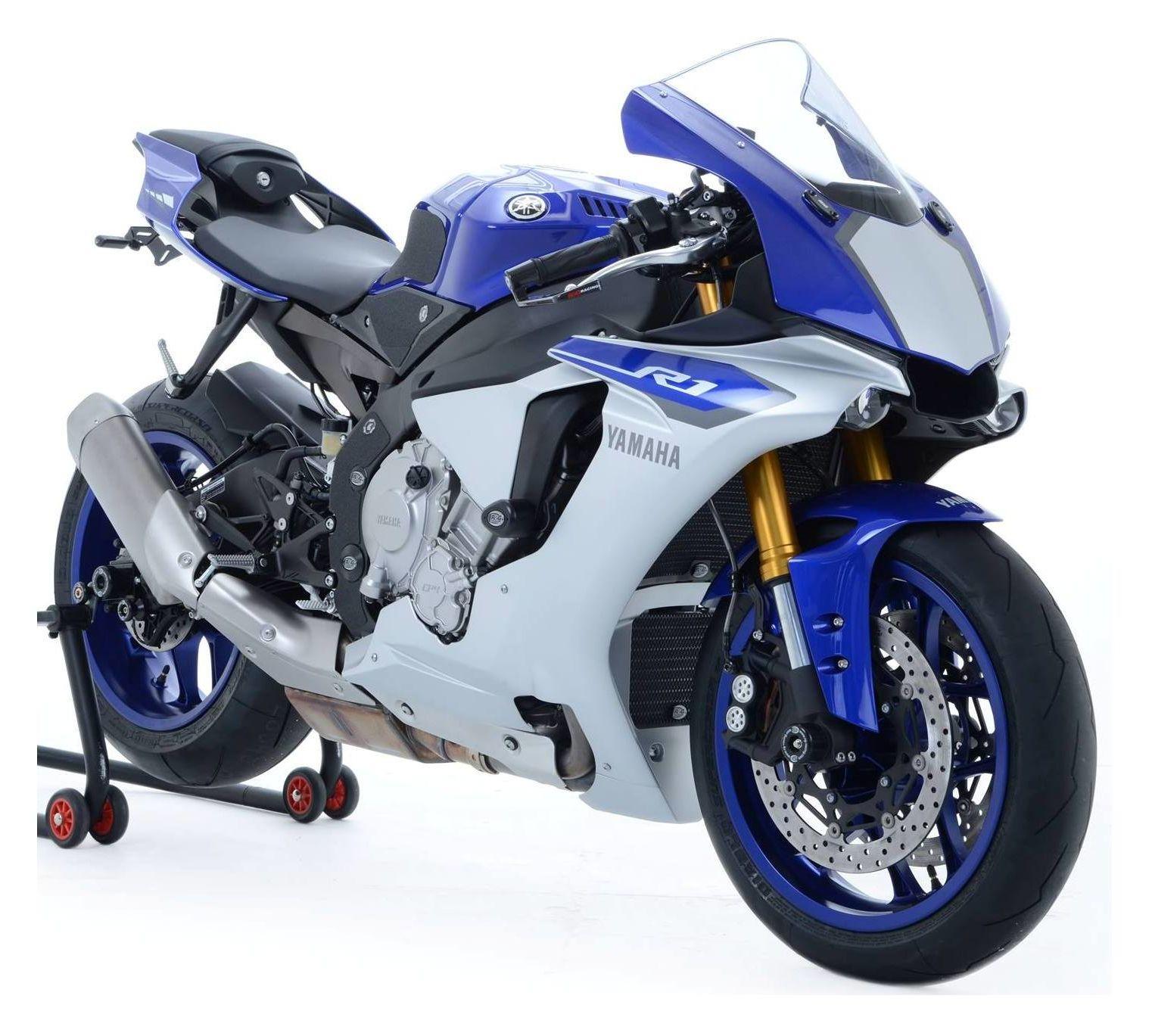 R G Racing Aero Frame Sliders Yamaha R1 R1m 2015 2019