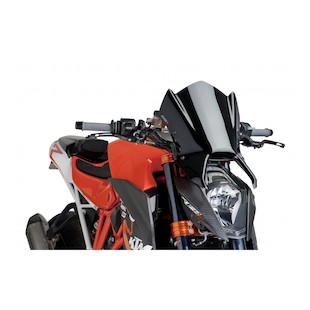 Puig Naked New Generation Windscreen KTM 1290 Super Duke R 2014-2016