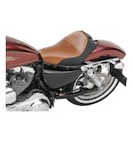 Saddlemen Renegade Lariat Solo Seat For Harley Sportster 2004-2016