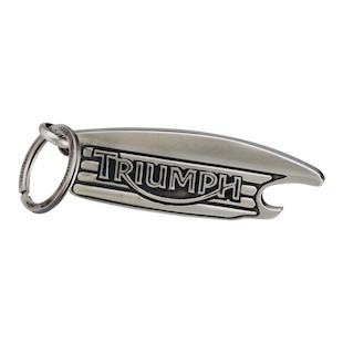 Triumph Bottle Opener Key Ring