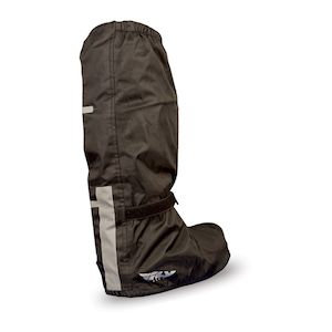 Tour Master Deluxe Boot Rain Covers X-Small//Black