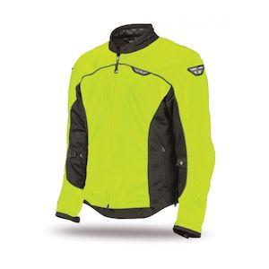 607de89d8e9ee Hi-Viz   Neon Motorcycle Jackets - RevZilla