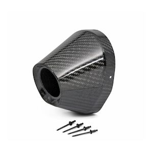 Pro Circuit Ti-5 / Ti-6 Replacement Carbon Fiber End-Cap
