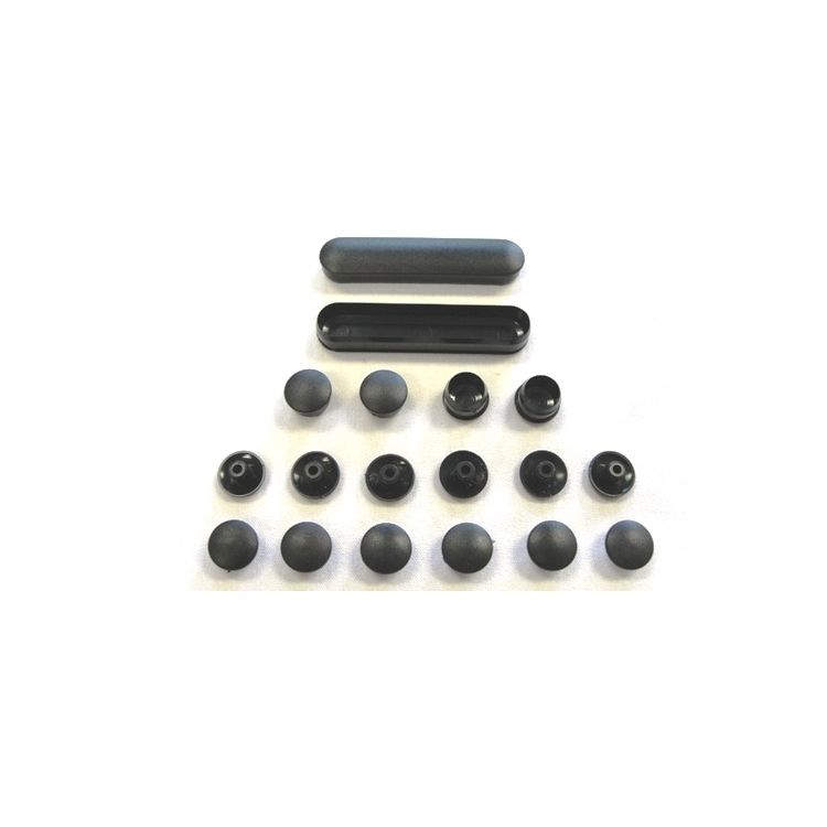 Givi Z128 Replacement Bolt Caps And Covers For M3 Monokey Plate / Wingrack