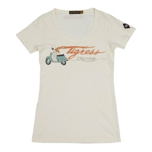 Triumph Johnson Motors Tigress Women's T-Shirt