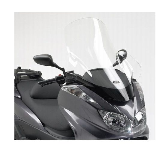 givi d137st windscreen yamaha majesty 400 2004 2014 10. Black Bedroom Furniture Sets. Home Design Ideas