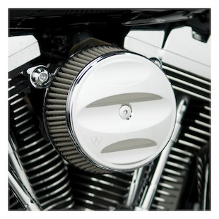 Arlen Ness Stage 1 Big Sucker Air Cleaner Kit For Harley Touring 2008-2013 Stainless Jacketed Air Filte... [Incomplete]