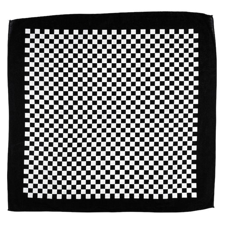 Biltwell Checkers Bandana