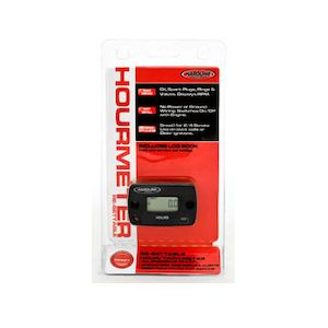 Hardline Resettable Hour Meter / Tachometer