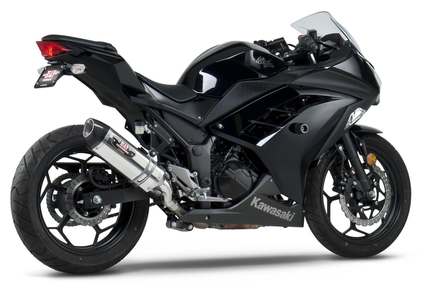 kawasaki ninja 300 loud exhaust bike gallery. Black Bedroom Furniture Sets. Home Design Ideas