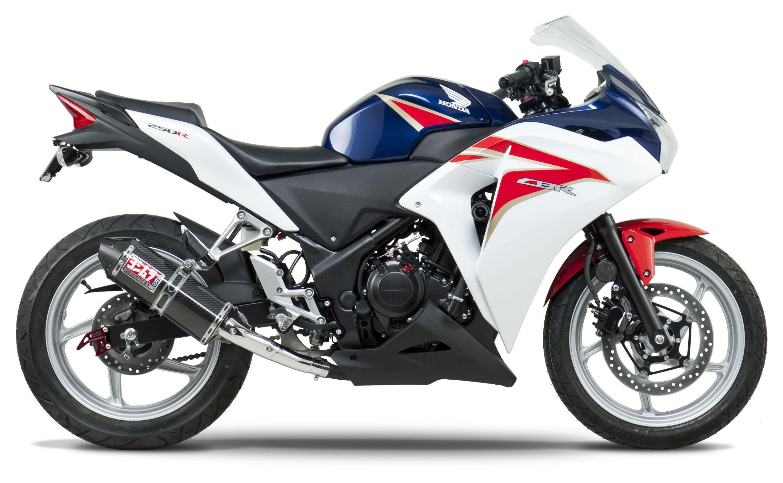 Yoshimura TRC Race Slip-On Exhaust Honda CBR250R 2011-2013