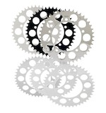 British Customs Retro Style Sprocket Triumph Bonneville / SE / T100 / Thruxton / Scrambler
