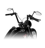 Performance Machine Arrow Vision Mirror For Harley