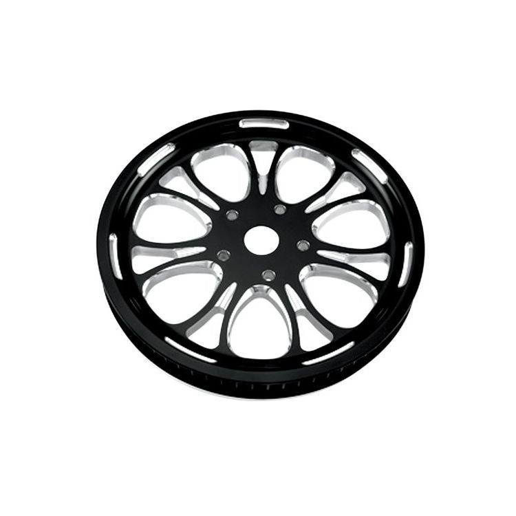 Performance Machine Rear Drive Pulley For Harley Dyna 2007 2017