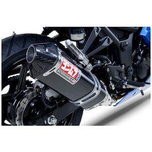 Akrapovic Slip-On Exhaust Kawasaki Ninja 250R 2008-2013
