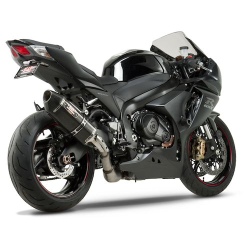 yoshimura r77 street slip on exhaust suzuki gsxr 1000 2012. Black Bedroom Furniture Sets. Home Design Ideas