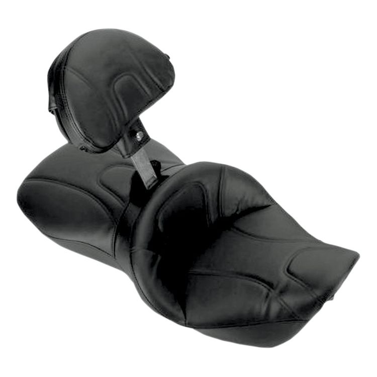 Saddlemen Road Sofa Deluxe Seat For Harley Touring 1997 2007 20