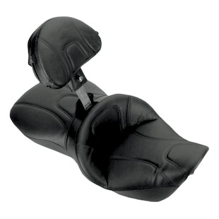 Saddlemen Road Sofa Deluxe Seat For Harley Touring 1997-2007