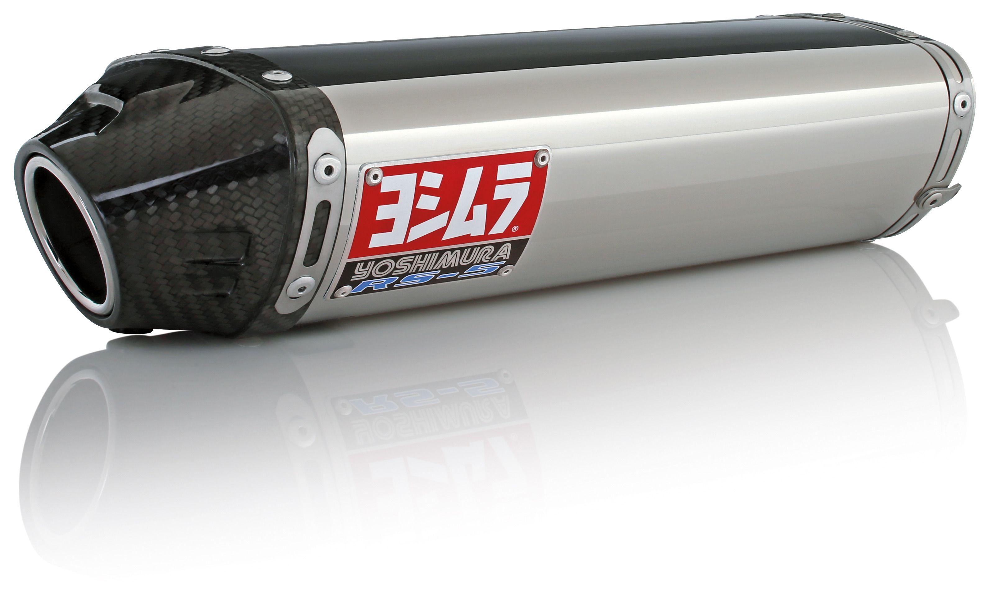 Yoshimura Rs5 Race Exhaust System Honda Cbr600rr 2009 2019 5 49 95 Off