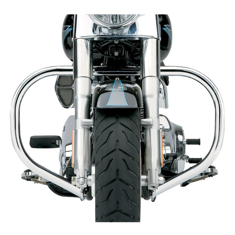 Cobra Fatty Freeway Bars For Harley Softail Heritage 2000-2017