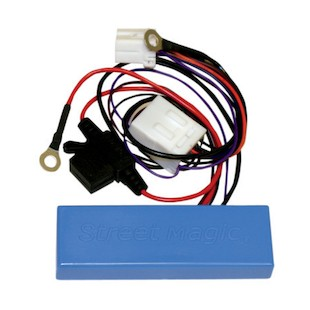 Custom Dynamics Slimline Load Equalizer Module For Harley