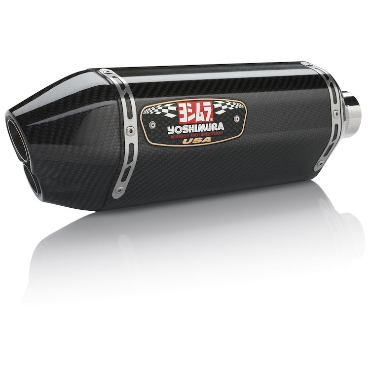 Yoshimura R77D Slip-On Exhaust