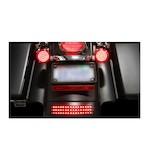 Custom Dynamics LED Tri-Bar Fender Tip Lights For Harley Touring 2014-2015