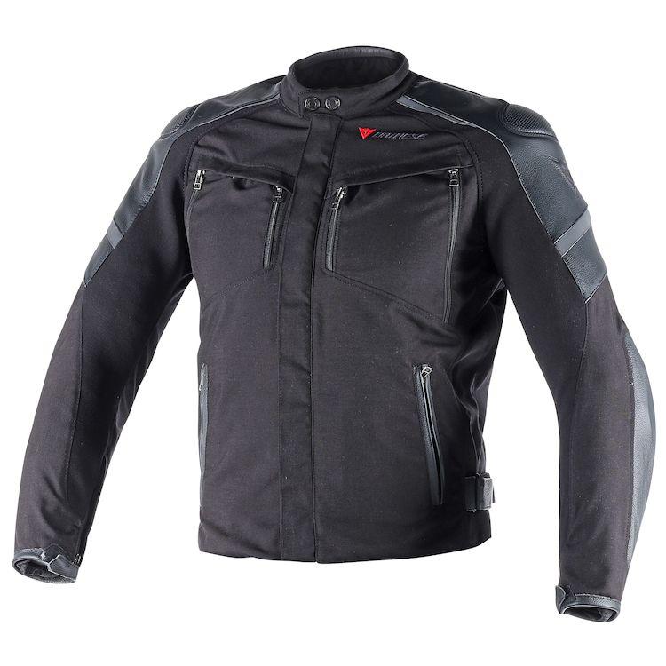 ... Textile Jackets · Dainese Jackets. Black/Black