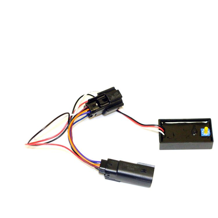 Vehicle Specific Trailer Wiring Harness on
