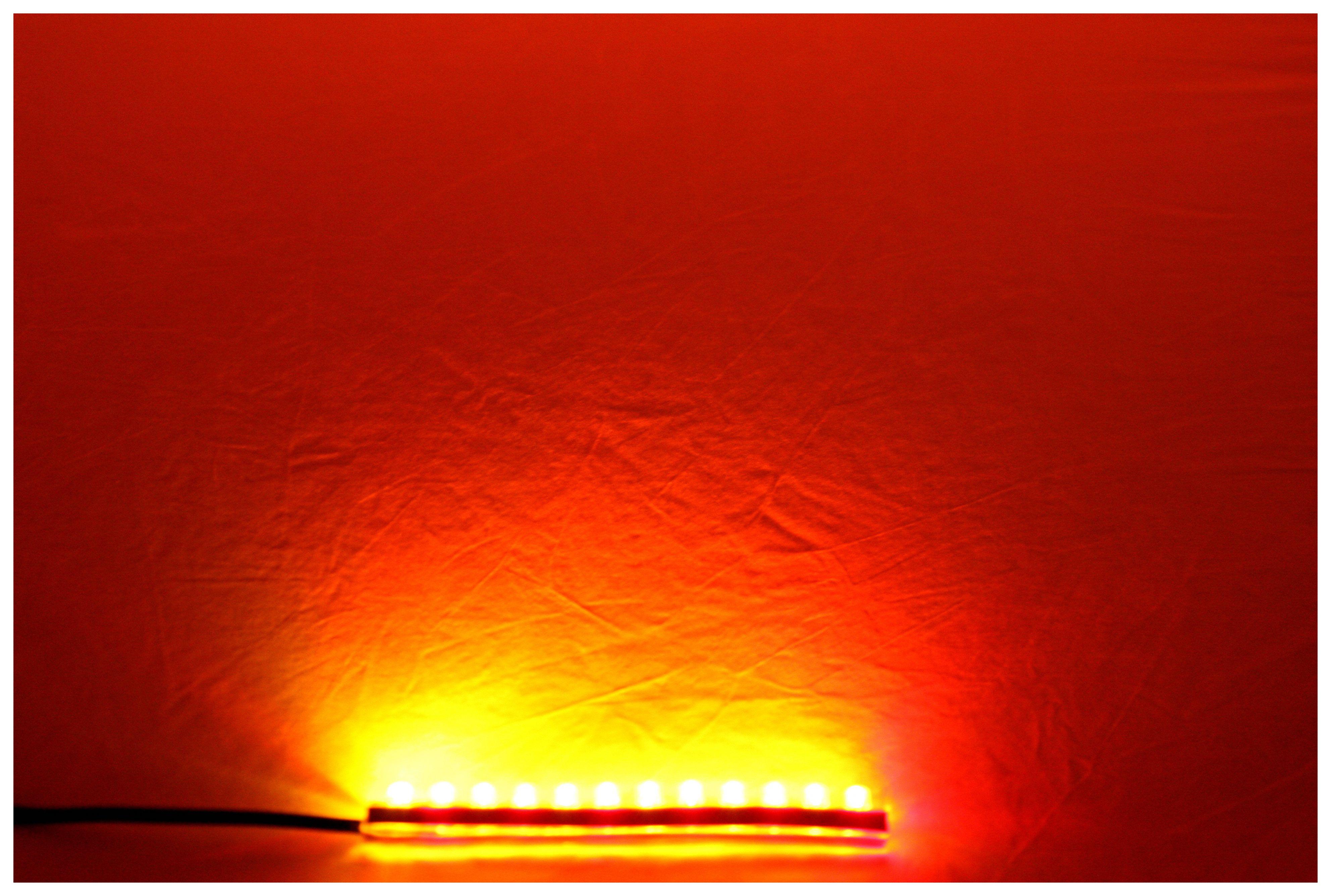 Custom Dynamics STZ30BLUE Accent Light 30-LED, 11.8 Long Blue Stingerz