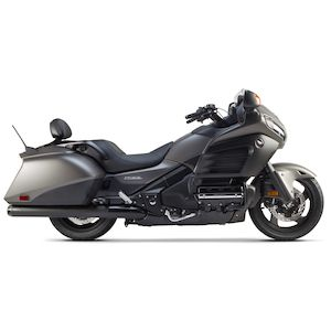 Two Brothers Comp Slip-On Exhaust Honda Gold Wing / F6B