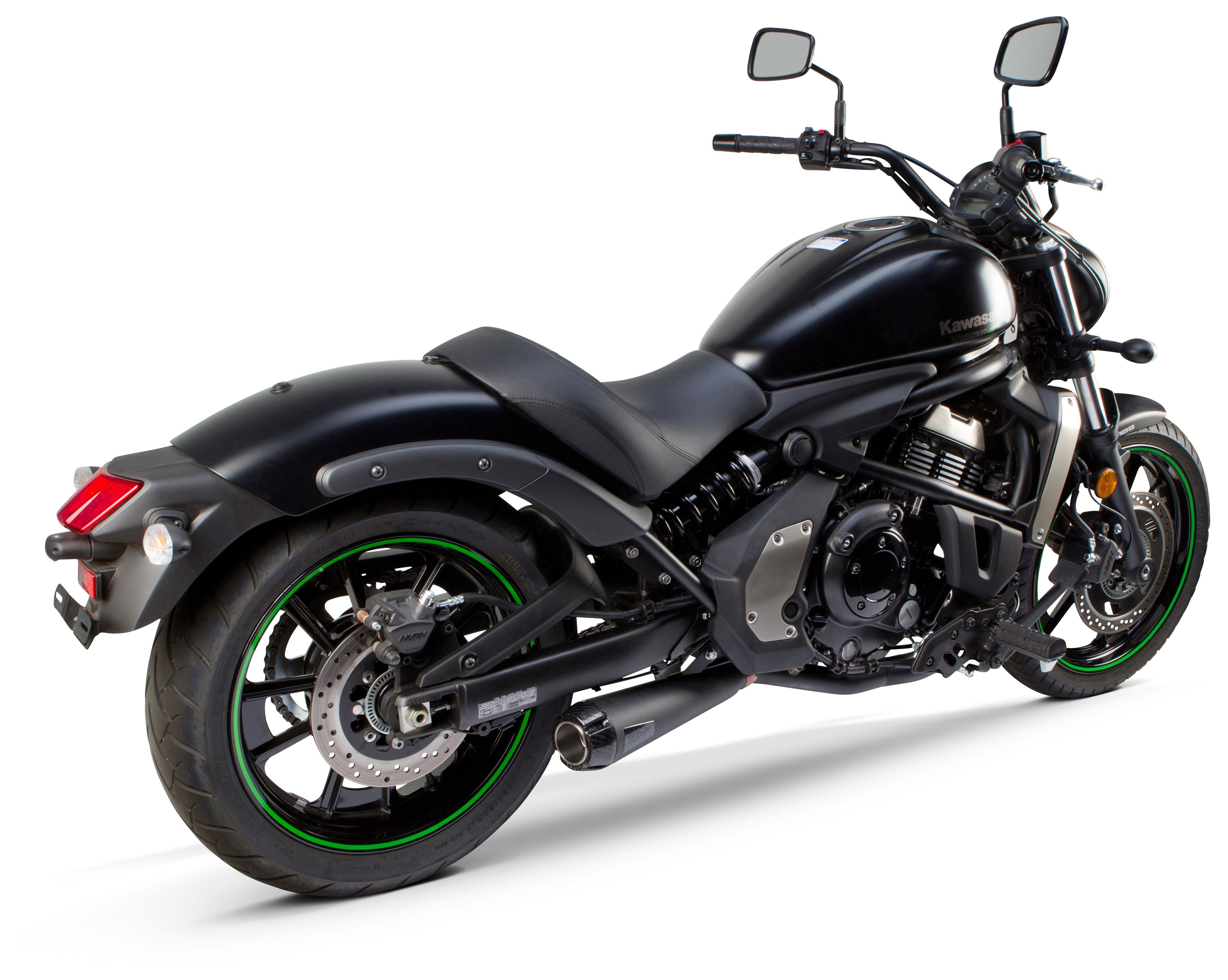 Two Brothers Comp S Exhaust System Kawasaki Vulcan S 2015 2019 15