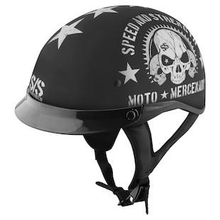 Speed and Strength SS300 Moto Mercenary Helmet