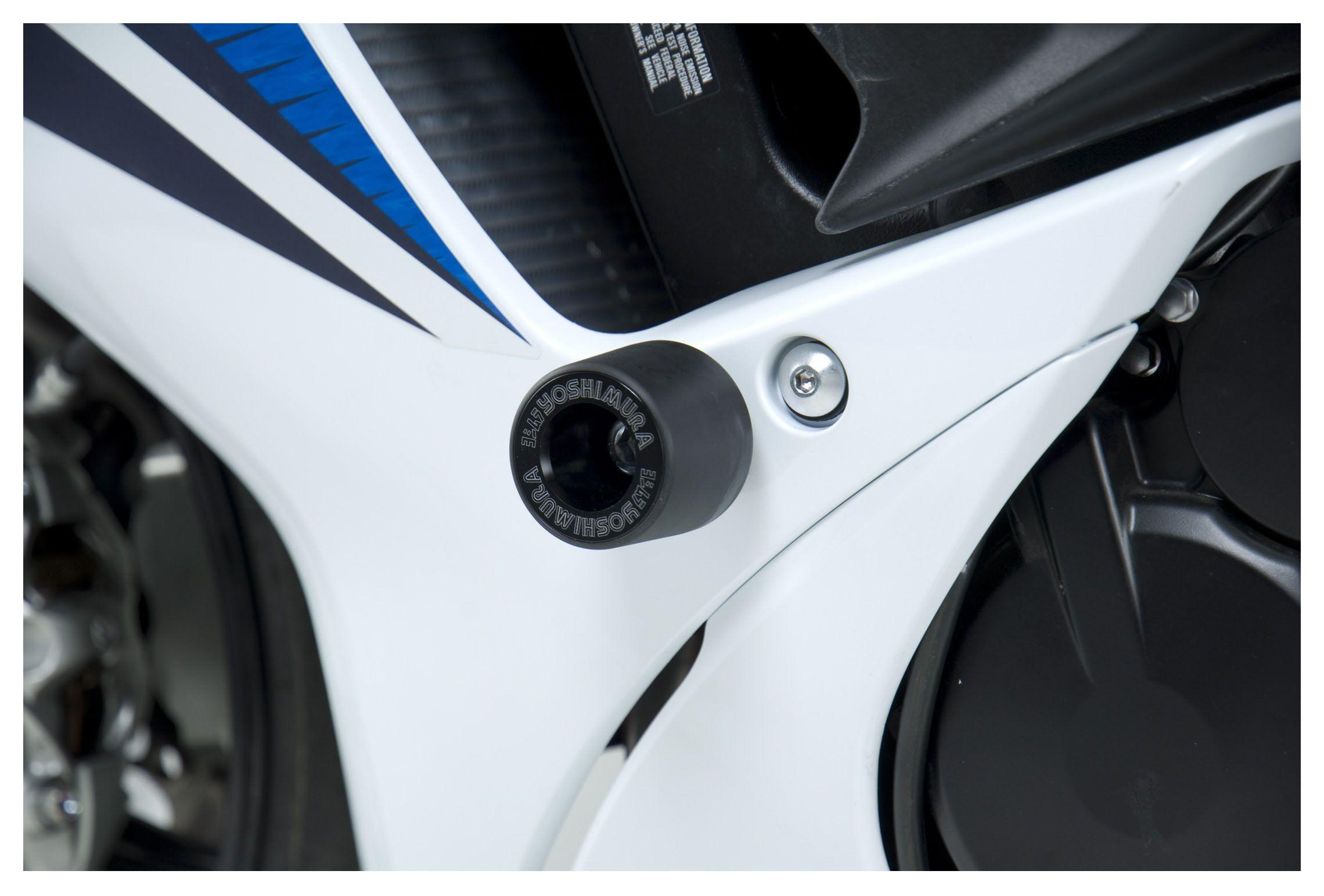 Yoshimura Frame Sliders Suzuki GSXR 1000 2009-2016 | 10% ($10.99 ...