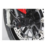 SW-MOTECH Front Axle Sliders Ducati Hypermotard / Hyperstrada / Multistrada 1200 / S / Monster 1200 / S