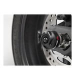 SW-MOTECH Rear Axle Sliders Triumph Street Triple / R 2012-2015