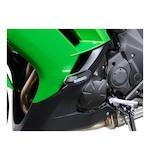 SW-MOTECH Frame Sliders Kawasaki Ninja 650R 2012-2016