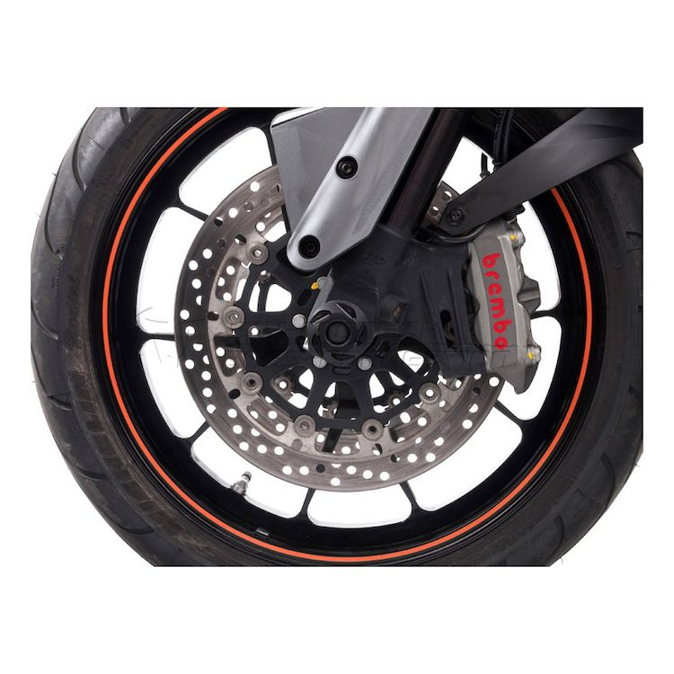 SW-MOTECH Front Axle Sliders KTM 990 SMR / SMT / 1290 Super Duke R