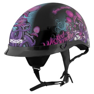 Speed and Strength Women's SS300 Wicked Garden Helmet